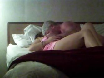 Matures couple hot sex tape