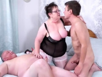 British Mature Bisexual MMF