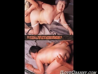ILoveGrannY, Homemade Mature Pictures Collection