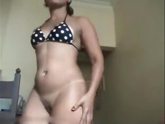 Submissive Brazilian MILF Vacation