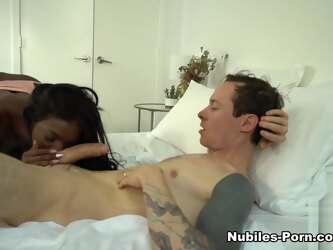 Ana Foxxx & Owen Gray in In The Moment - DeepLush