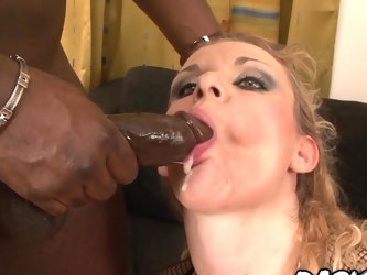 Anita Vixen Is a BBC Slut Who Loves DP