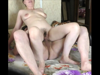 Wife fuck on hidden cam