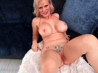 POV titty fucking and hot sex with adorable Casca Akashova