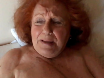 Mega Tittied 83 Yr Old Granny Is Insatiable.