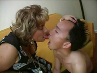 French Mature Mistress And Her S...