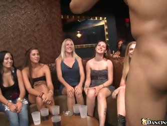 We're up in a real classy place today, bringing you more of what you love.. sexy women sucking cock! We always find the hottest and sexiest ladie