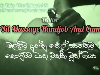 Handjob - How Is My Treatments - Oil Massage - Sri Lankan