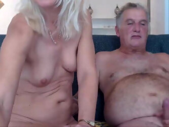 Hey granny, I want your husband's cock