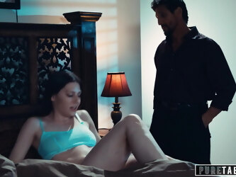 PURE TABOO Stepmom Caught Teen with Step-Uncle & Joins In