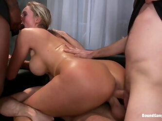 Mature Milf Zoe Holiday gets assfucked by young stud
