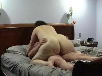 Slut wife goes for sloppy seconds