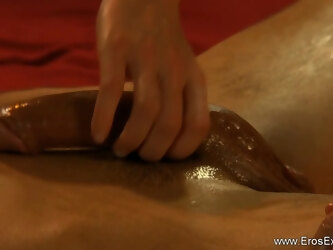 Making Sure His Prostate Is Healthy With Massage Session