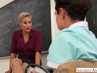 College Instructor Ryan Keely Engages Intercourse Discourse - MyFirstSexTeacher