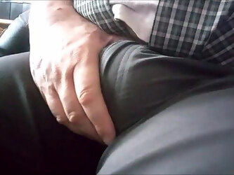 116 Daddy's Bulge needs a lot of petting