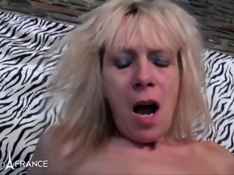 Shana Mour - Busty Cougar Mom Gets Her Ass Nailed