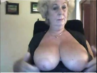 Lovelly Granny on Web R20