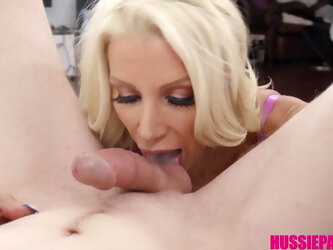 Smoking Hot MILF Brittany Andrews Gets Some of Jimmy