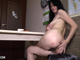 Get Messy with Evil Eva's Hairy Pussy