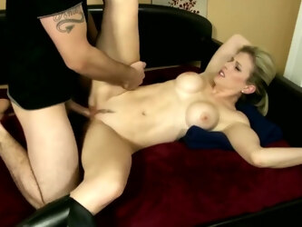 Bareback Cory Chase In Spellbound Mom