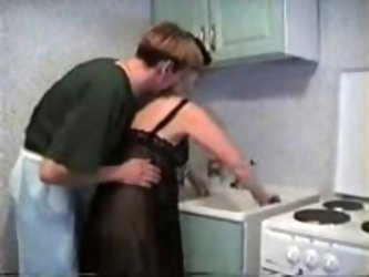Chubby housewife has been waiting for this moment for months. She goes out of control as taking hard stick in mouth and foreseeing fuck!