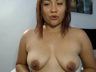 beautiful breasts of a colombian girl 2