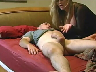 Mature MILF WITH TEEN