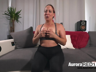 Milf Solo Camshow, Big Ass, Fingering, Dildo, Bubble Butt, Anal