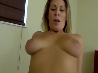 Mom Molests And Fucks Sleeping Son, Pov - Milf, Family Sex, Fauxcest, Blondes - Nikki Brooks