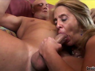 Horny grannies love to fuck. Staring Candy Heartazz. Hardcore action as this super gran shows this younger man what experience can show him. He is lov