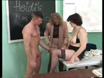 Mature teachers have sex with student