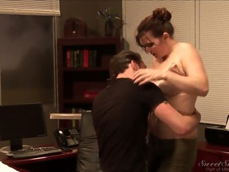 A scandal between teacher and student is a common thing! But this guy decided to find a way out of this situation. He fucked her!!! WOW! Amazing actio