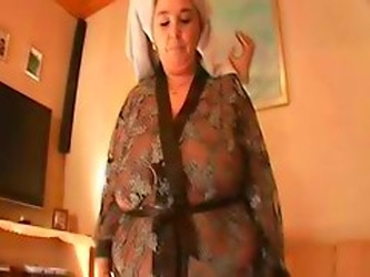 Clips Of Different Grannies Showing Off Their Big Bodies On Cam