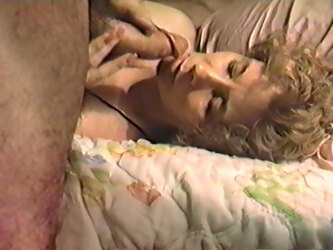old  porno of a cocksucking mature milf