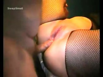 German wife anal creampie