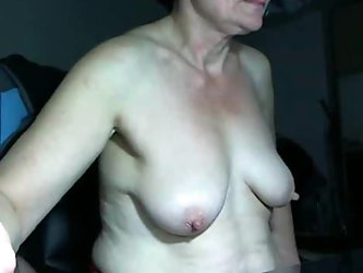 floozy Eva50y from Germany.Shy have large saggy whoppers and looks concupiscent.Lascivious older fifty years show her hot Body on Livecam