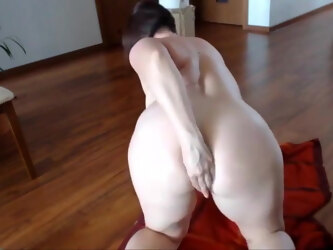 BBW Mom, Dirty Talk and Anal