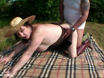 Fucked In My Garden Pt2 - TacAmateurs