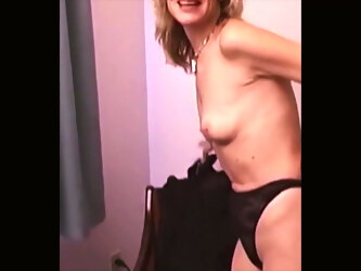 Montreal MILF well fucked at The Vegas Motel and Bar