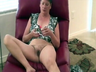 Anita gets excited when told she will be shown on xhamster