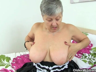 Over 60 Sensual Caroline's sex drive still going strong