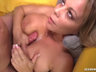 See Mom Suck Cumshot Compilation