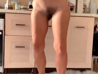 Hairy milf natural