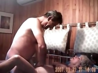 Another mature wife and her husband video. She loves to get her everyday orgasm. See more mature housewives videos on Vidz69.