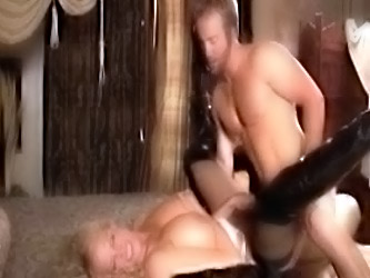 Couple Playing Sex Role Games
