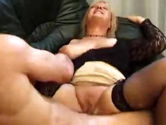 French mature anal sex