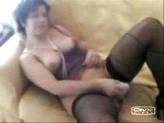 Mature female never loses her chance to entertain and satisfy her wet pussy. Alone or with boy, her dirty fantasies will be pleased.